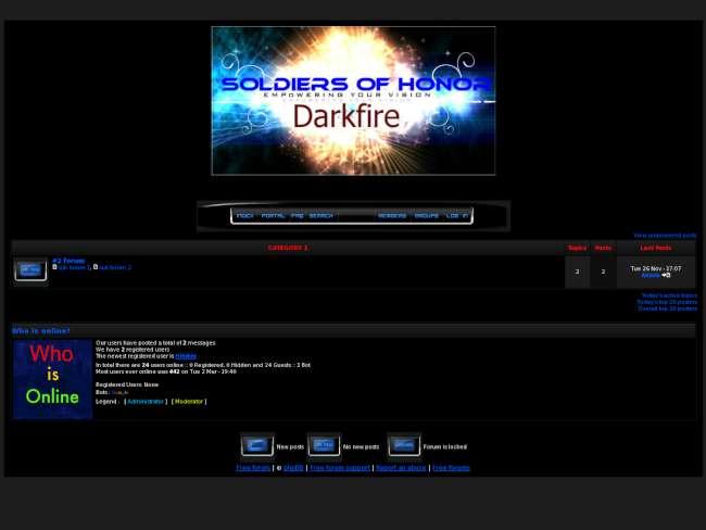 {soh}darkfire{cl}