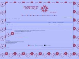 Flowersky