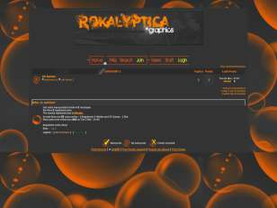 Rokalyptica graphics