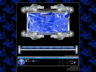 Blue Futuriste