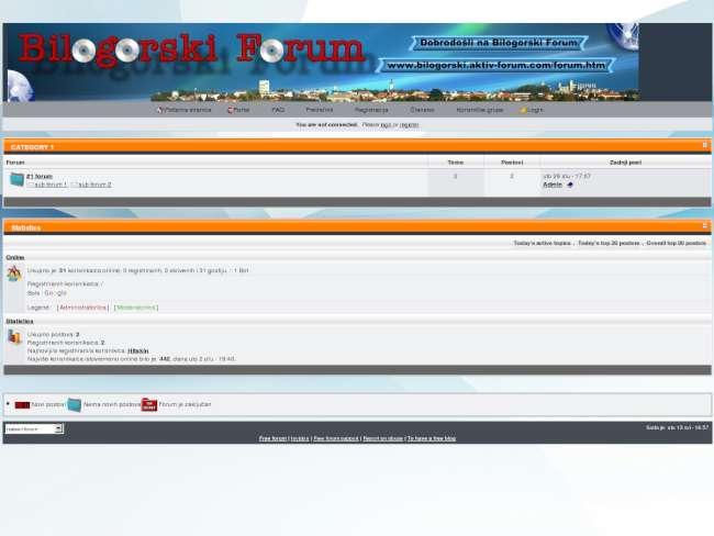 Bilogorski Forum by dj grga