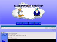 Club penguin country