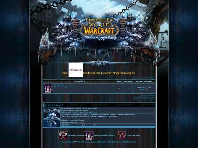 World of warcraft RLK