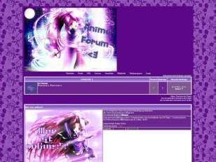 Magic violett