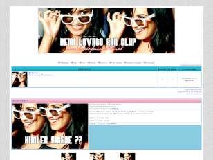 Demi fan tema 3