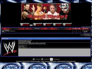 Smackdown raw