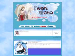 Tiger's world skin 4
