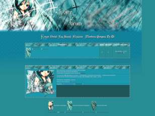 Muki Hatsune Blue