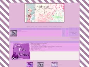Purple girls theme