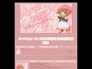 Pink's manga