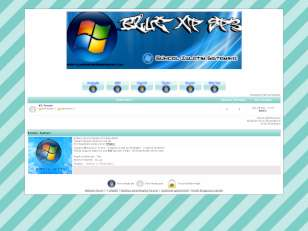 Blue xp sp3 forum tema...
