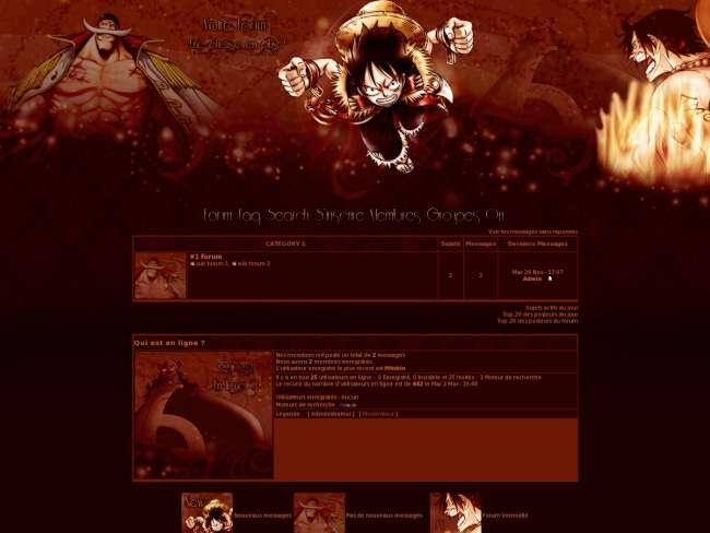 One Piece dark