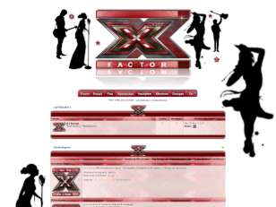 "X-Factor -Invision ""Bl..."