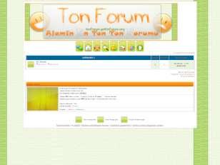 Süper Ton Forum