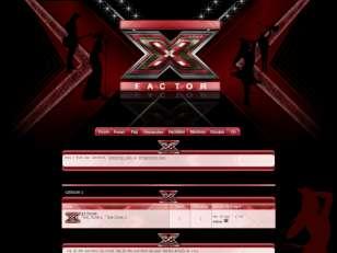 """X-Factor -Punbb- """"Noir"""""""