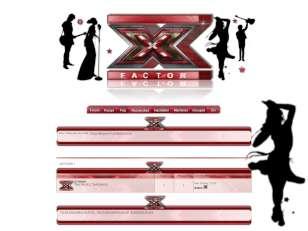 """X-Factor -Punbb- """"blanc"""""""