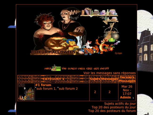 theme halloween no2