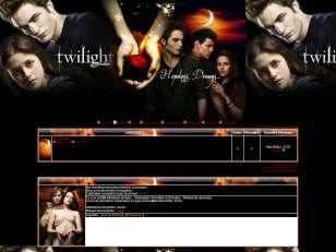 Twilight: hopeless dreams