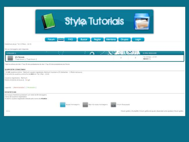 Style tutos old theme