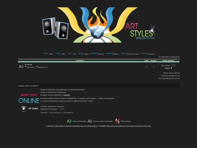 Art - Styles v1