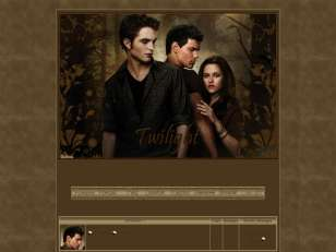 Twilight , new moon