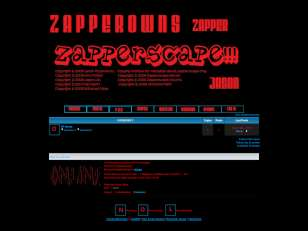 Zapperscape