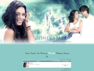 Thème disney stars noël