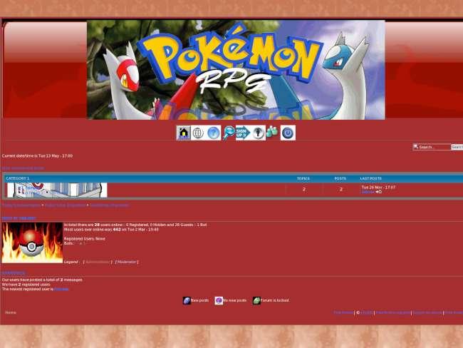 Pokemon ongoing flames