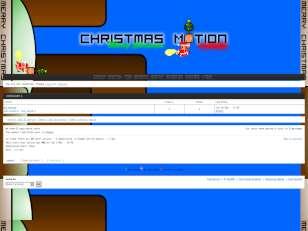 Christmas motion + san...