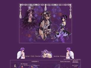 Mangas Violet