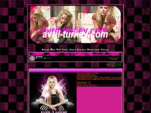 Avril-turkey