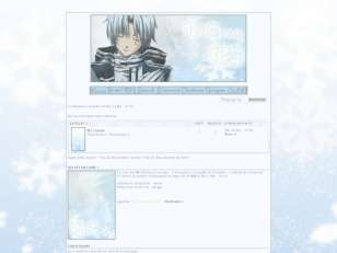 D-Gray RPG version Hiver