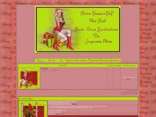 Noel en rouge et vert 2