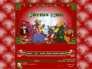 Noël the Pooh