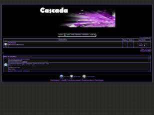 Cascada skin 2