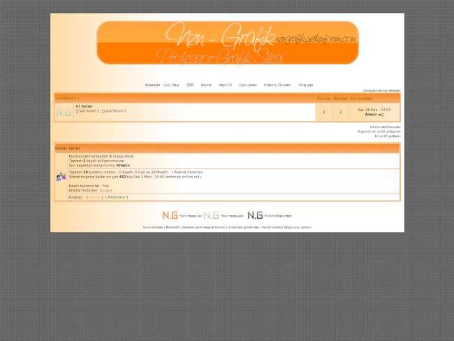 Nazan Grafik Sitesi Tema
