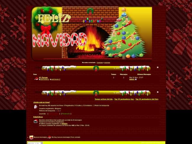 Navidad by lufred 2
