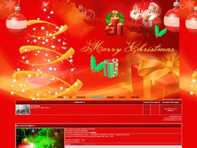 Merry christmas: votre...