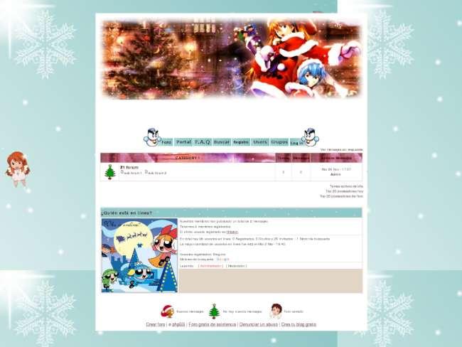 Navidad otaku v.1b