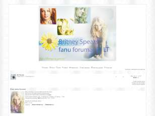 Britney spears fan forum.