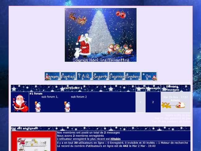Noel féérique