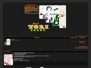 Naruto tori style 2