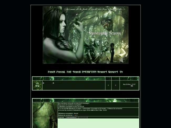 Surnatural school - fo...