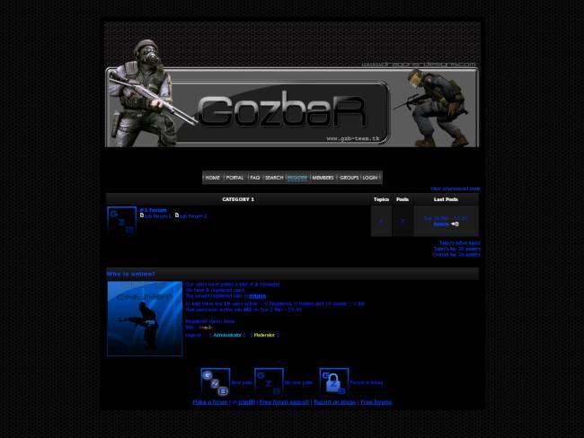 GozbaR Gaming