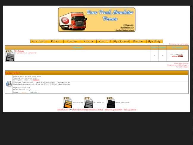 Euro truck simulator v3