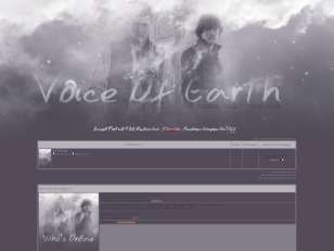 VOICE OF EARTH PAR PAP...