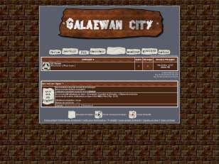 Galaewan city