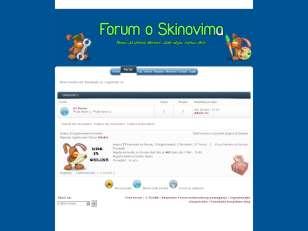 Forum o skinovima