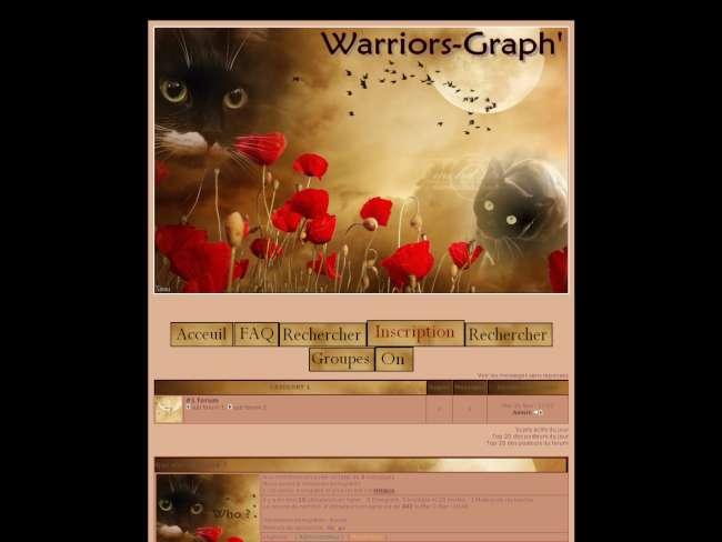 Warriors-design'
