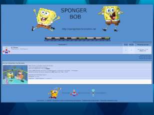 Sponge Bob*Micko skin*